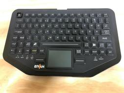 Havis KB-103 Bluetooth Wireless Rugged Keyboard for Panasoni