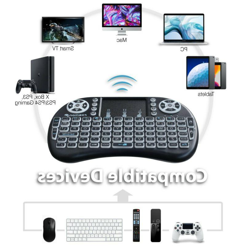 Fosmon Keyboard Touchpad Android PS4