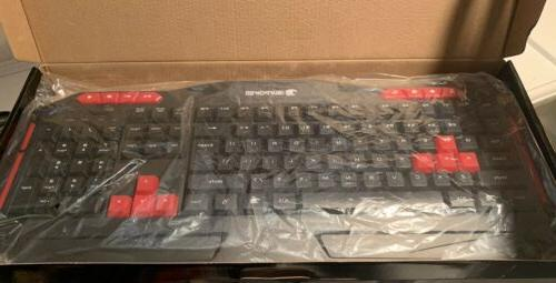 iBuyPower E1 Keyboard AND Zeus Mouse