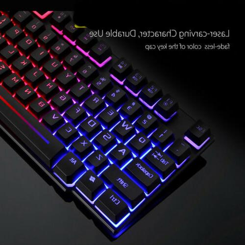 Computer Desktop Gaming and Mouse LED Light