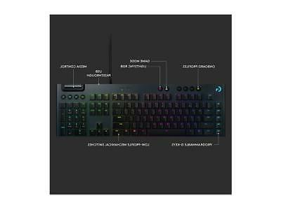Logitech G815 Mechanical Tactile Switch