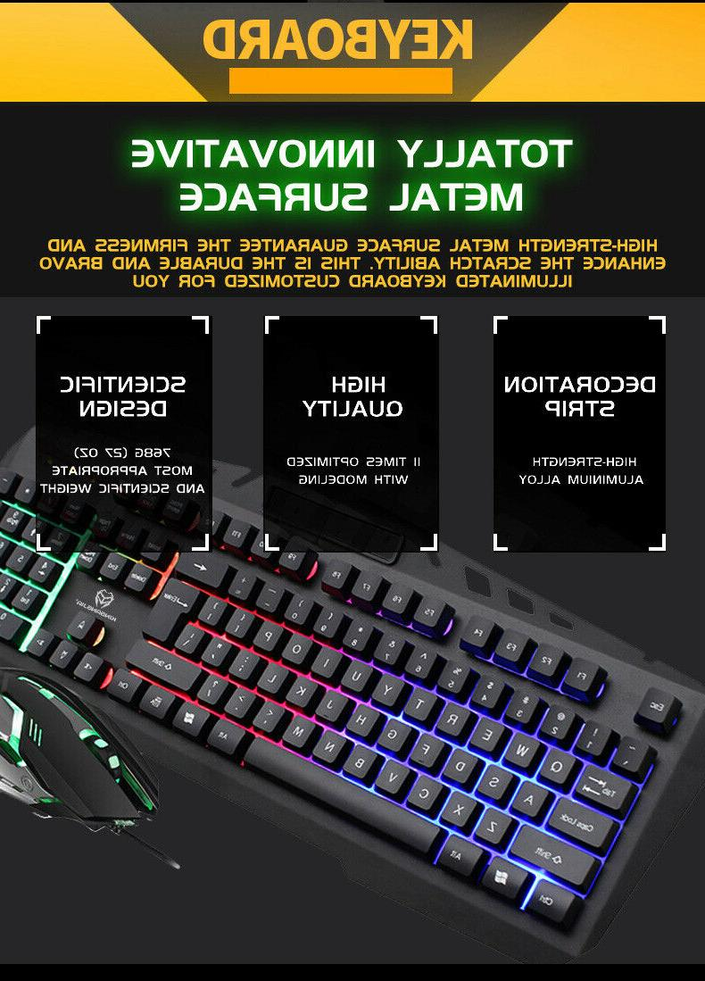 GK806 and Mouse Combo 104Key for PC