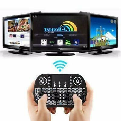 Wireless Remote Touchpad For TV BOX PC