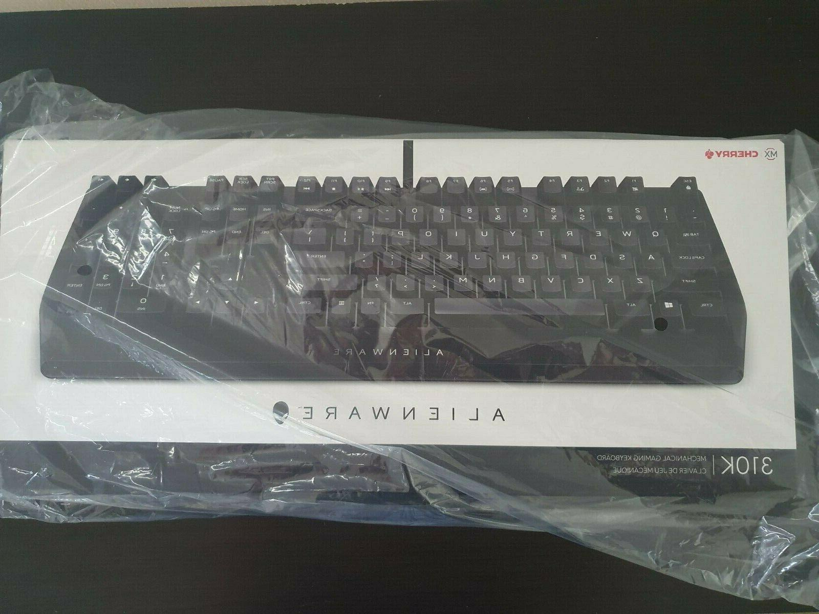 Alienware AW310K: Red Switches