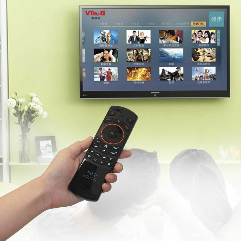 Rii mini i25 2.4Ghz Air Mouse Remote for Android TV