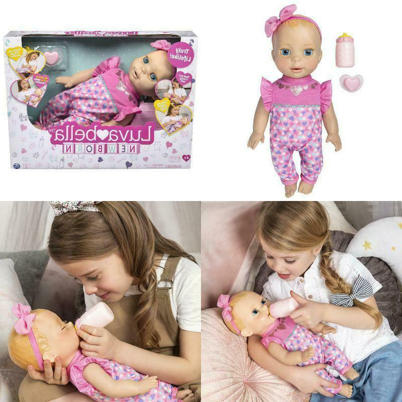 Luvabella Interactive Doll Real
