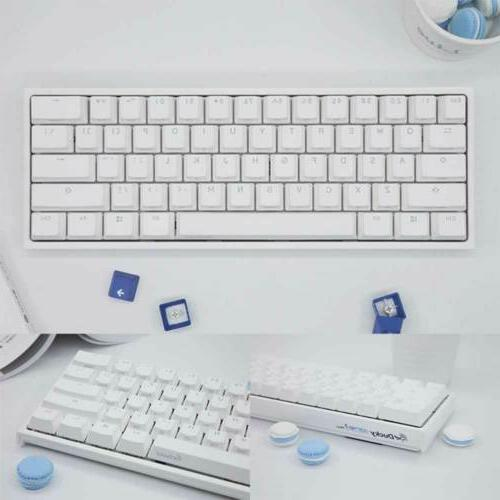 Pure Ducky One 2 Mechanical Keyboard PBT Brown Switch