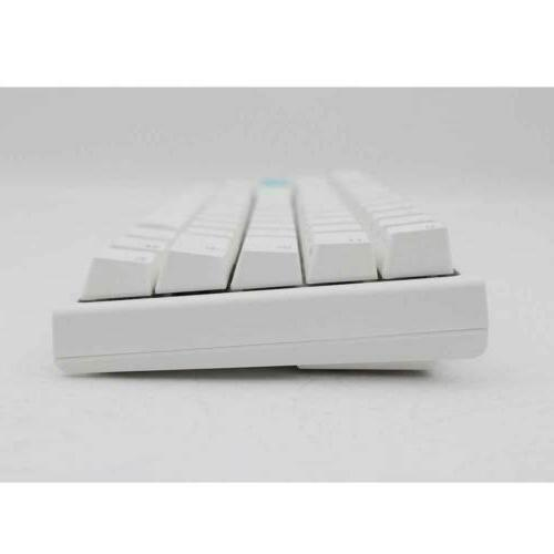 Pure White Ducky 2 Mini Mechanical PBT Switch US