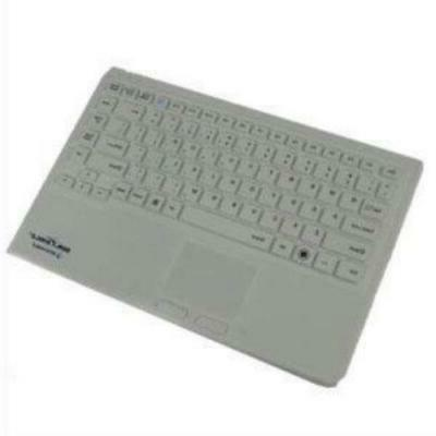 Seal Shield Silicone All-in-One Keyboard Cable - USB InterfaceTouchPad Built-in -