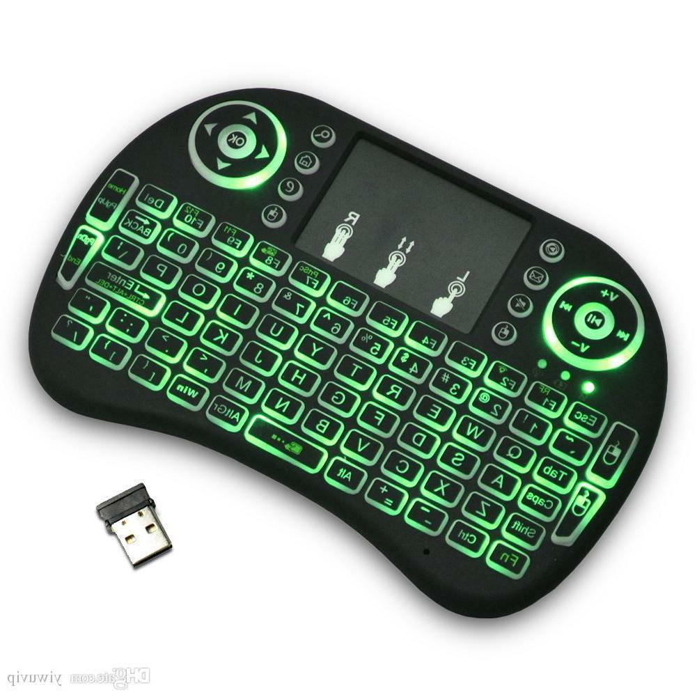 rii backlit mini wireless touch keyboard backlit