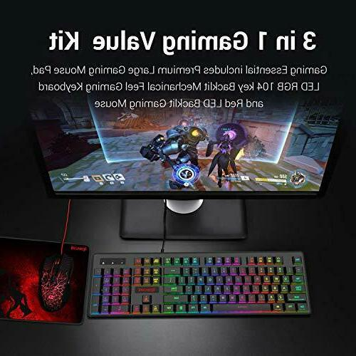 and Combo Mouse Pad