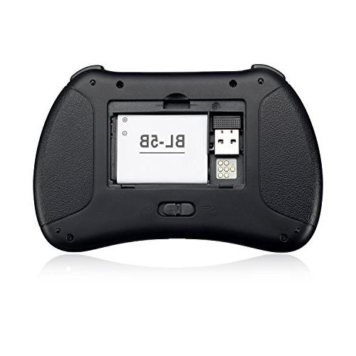 Adesso SlimTouch 4040 - Wireless Touchpad