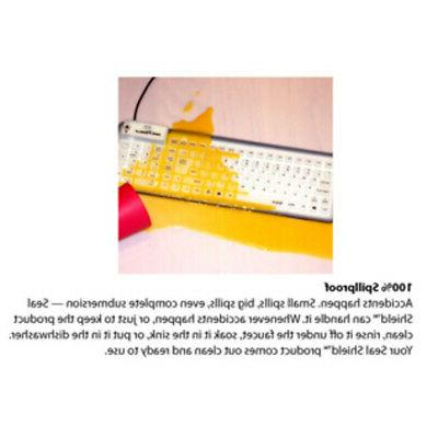 SEAL SW87P2 SILICONE ALL-IN-ONE KEYBOARD TOUCHPAD