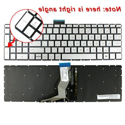 us keyboard backlight for hp 15 cc050wm