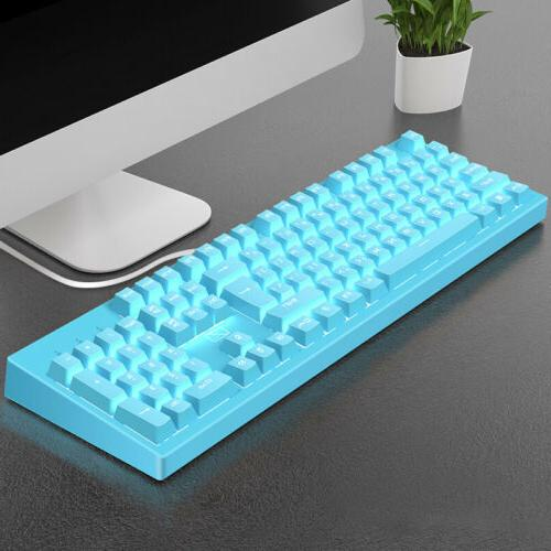 USB Gaming LED Backlit Wired Keyboard