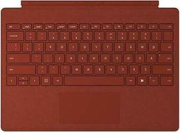 Microsoft Surface Pro Signature Type Cover Poppy Red - Full