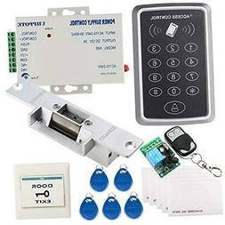 UHPPOTE 125KHz RFID EM ID Keypad Stand-alone Door Access Con