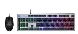 HP Wired GAMING Keyboard And Mouse KM300F English/Spanish Ga