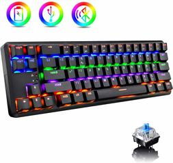 Wired/Wireless Bluetooth Dual-mode 60% Mechanical Gaming Key