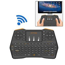 Wireless Keyboard Touchpad Mouse Combo For PC Smart TV Andro